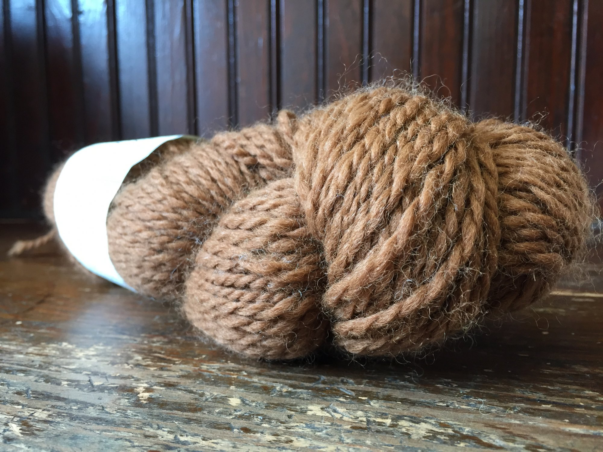 Quaint Acres Pure Harvest Worsted 200yd