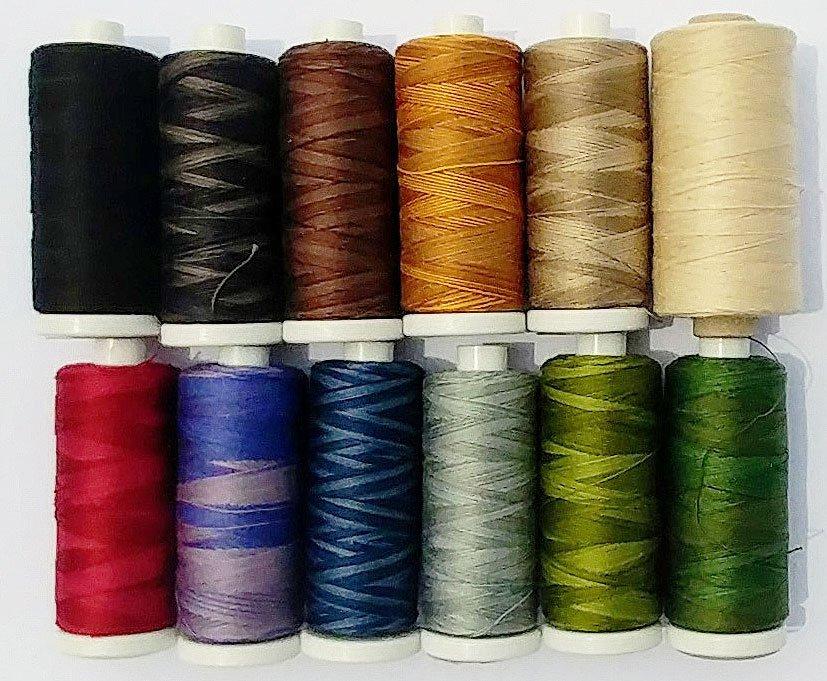 Essentials #1 35wt Machine Thread Collection