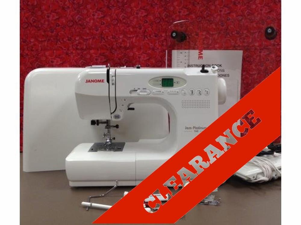 janome sewing machine 760