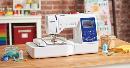Innov Is Ns1750d Combination Sewing Amp Embroidery With Disney
