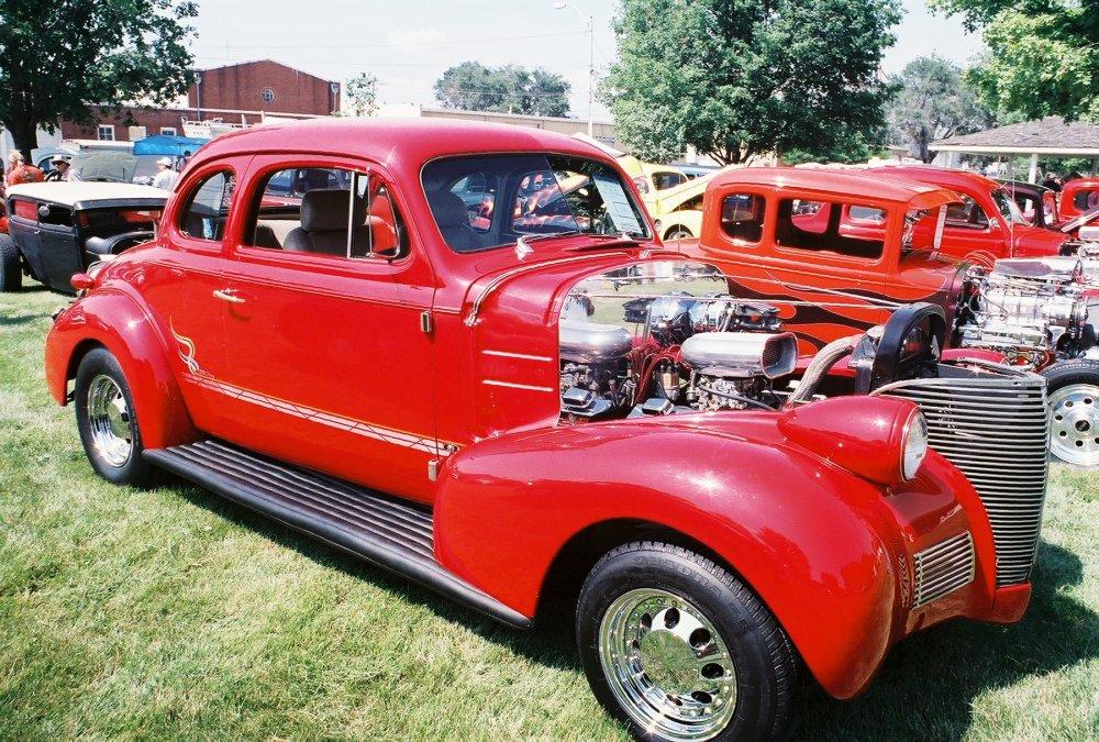 Lindon Days Car Show