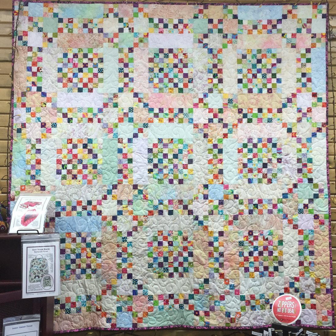 Country lanes quilt kit - Quilt rits ...