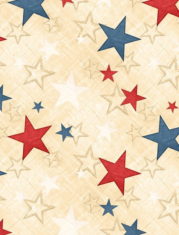 colors of freedom yardage fabric by jennifer pugh for wilmington prints 82467 134. Black Bedroom Furniture Sets. Home Design Ideas