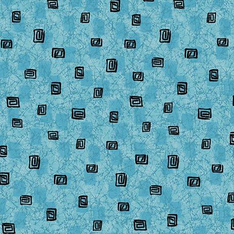 Blue Calypso Squares