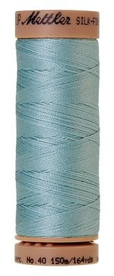 Thread Cotton Mettler Silk-Finish Cotton Machine Quilting Thread Size 40 164 Yards 9136 0020 (136 669) Color Rough Sea