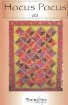 Hocus Pocus Quilt pattern - 808