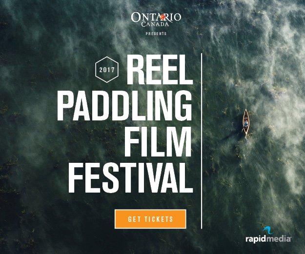 2017 Reel Paddling Film Festival World Tour