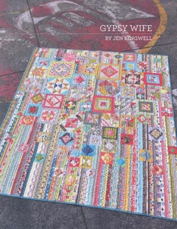 GYPSY WIFE - PATTERN - AMITIE TEXTILES