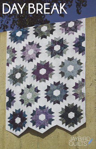 Daybreak Quilt Pattern from Jaybird Quilts