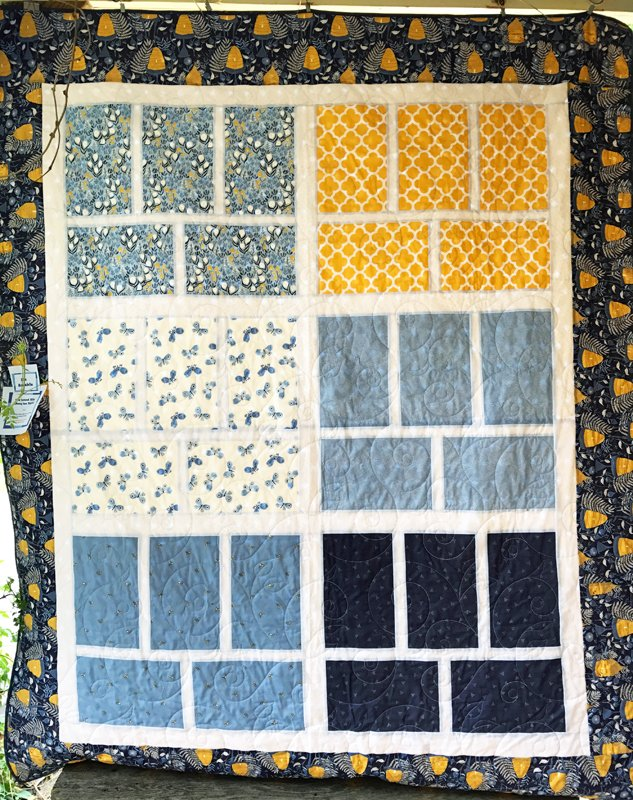 New at The Village Quilter
