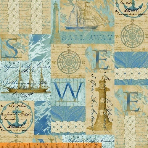Windham Tall Ships by Whistler Studios 42267-X