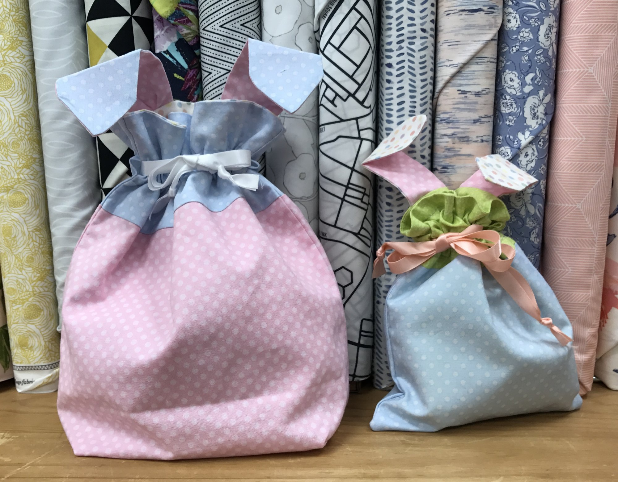 Too-Cute Bunny Bag