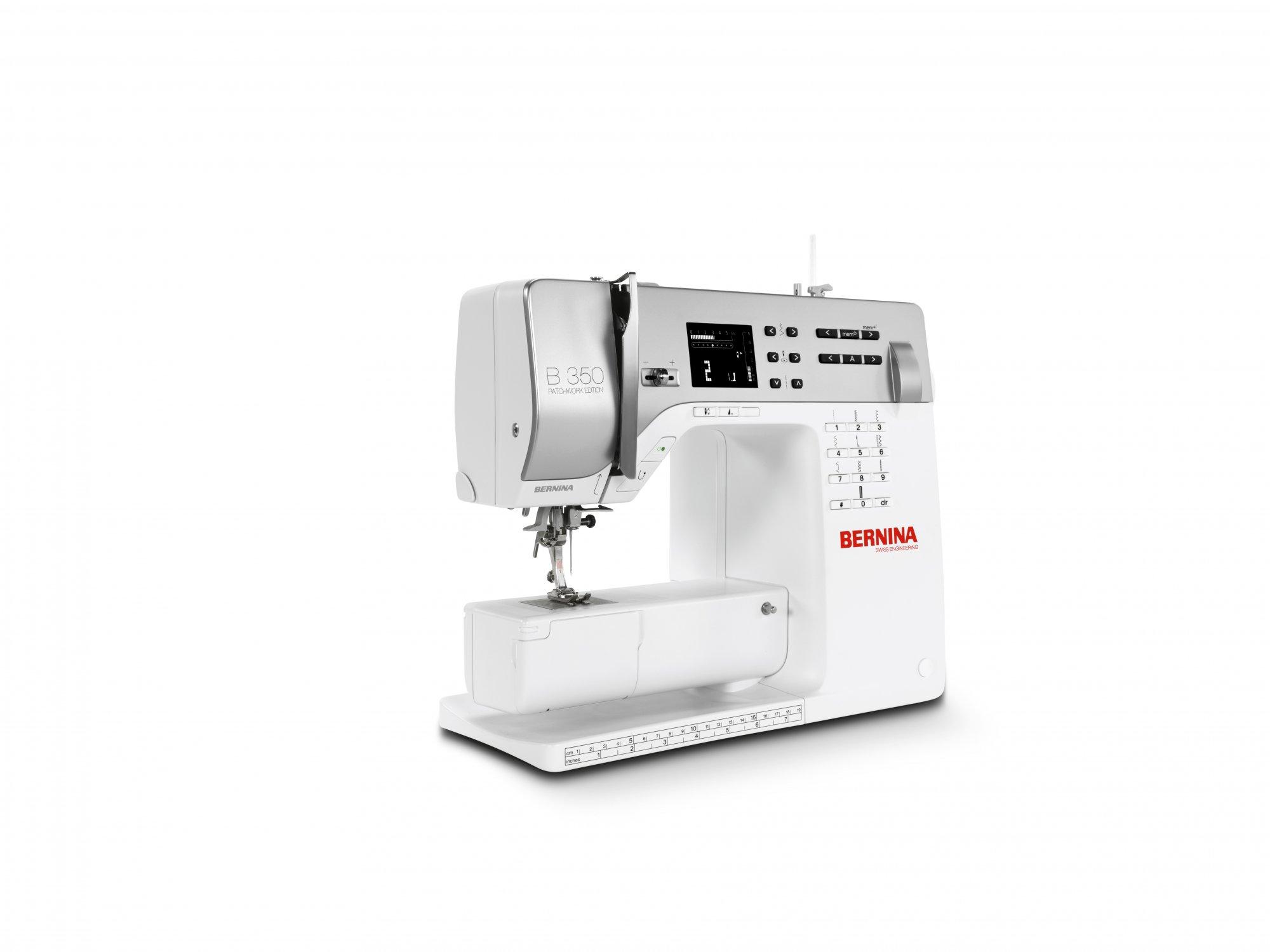 bernina 350 pe sewing machine