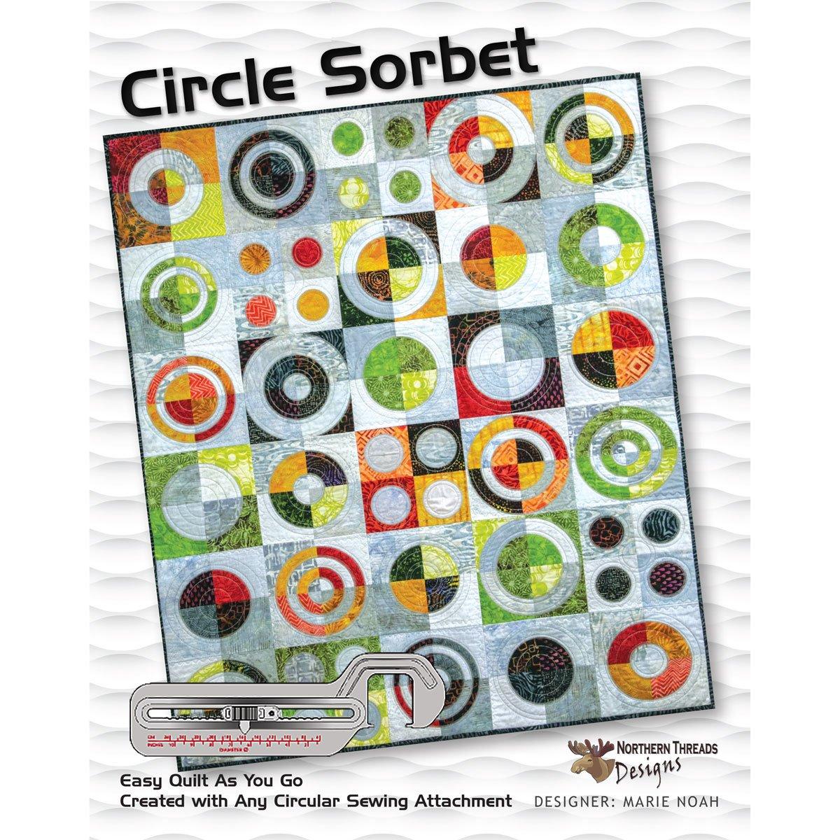 Circle Sorbet Pattern