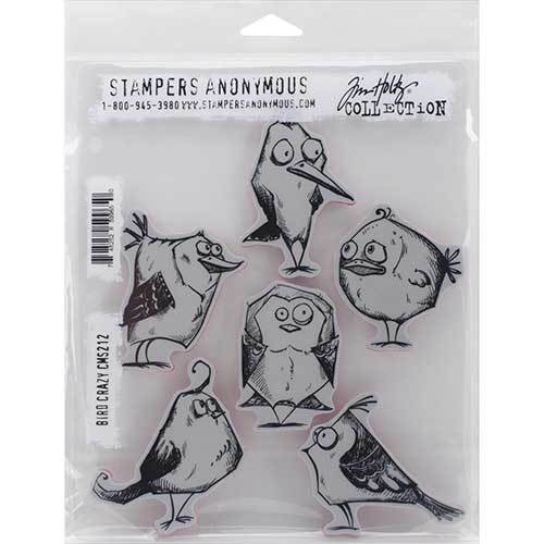 Bird Crazy Stampers Anonymous
