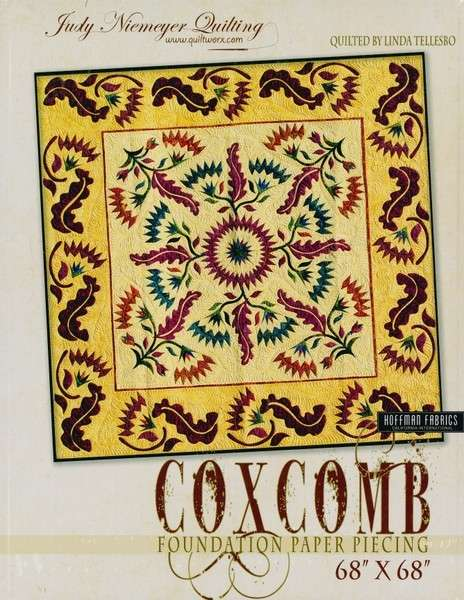 Coxcomb by Judy Niemeyer