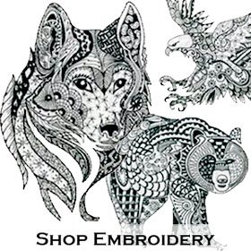 Shop Our Embroidery