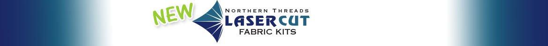 Northern Threads Laser Cut Quilt Kits