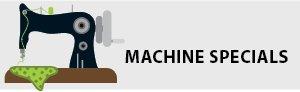 Sewing Machine Specials
