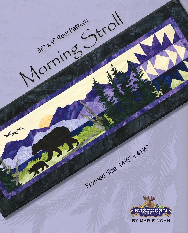 Morning Stroll Row Pattern