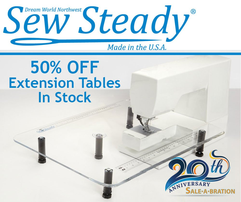 Sew Steady Extension Tables