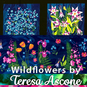 Wildflowers by Teresa Ascone