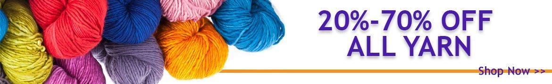 Yarn Sale