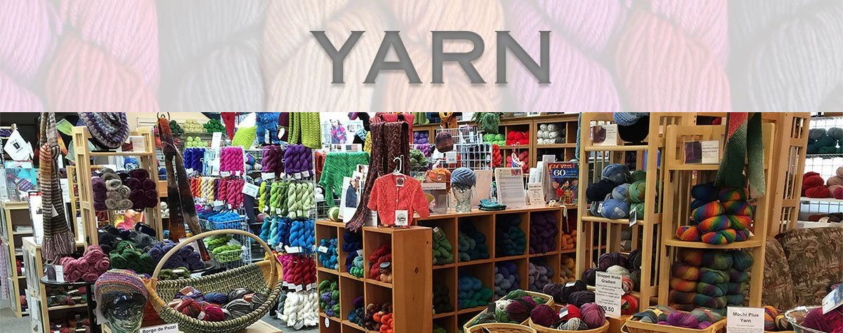 Fine Yarn for hand knitting and crocheting