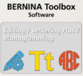 BERNINA Toolbox Software