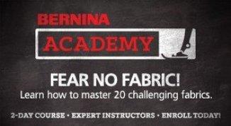 BERNINA Academy Logo