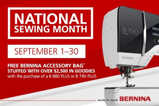 National Sewing Month Picture