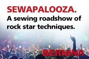 Sewapalooza Banner