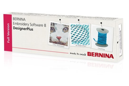 BERNINA Software V8