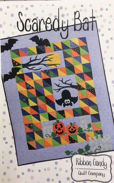 Wall Hanging Kit rcq573kit, scaredy bat, 48 x 60 wall hanging kit - 573