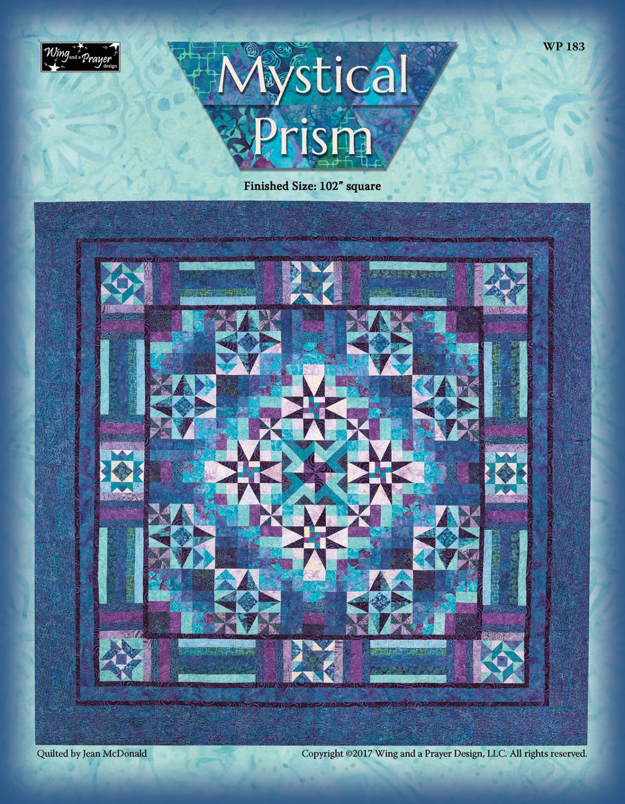 Mystical Prism Block of the Month, REGISTRATION ONLY