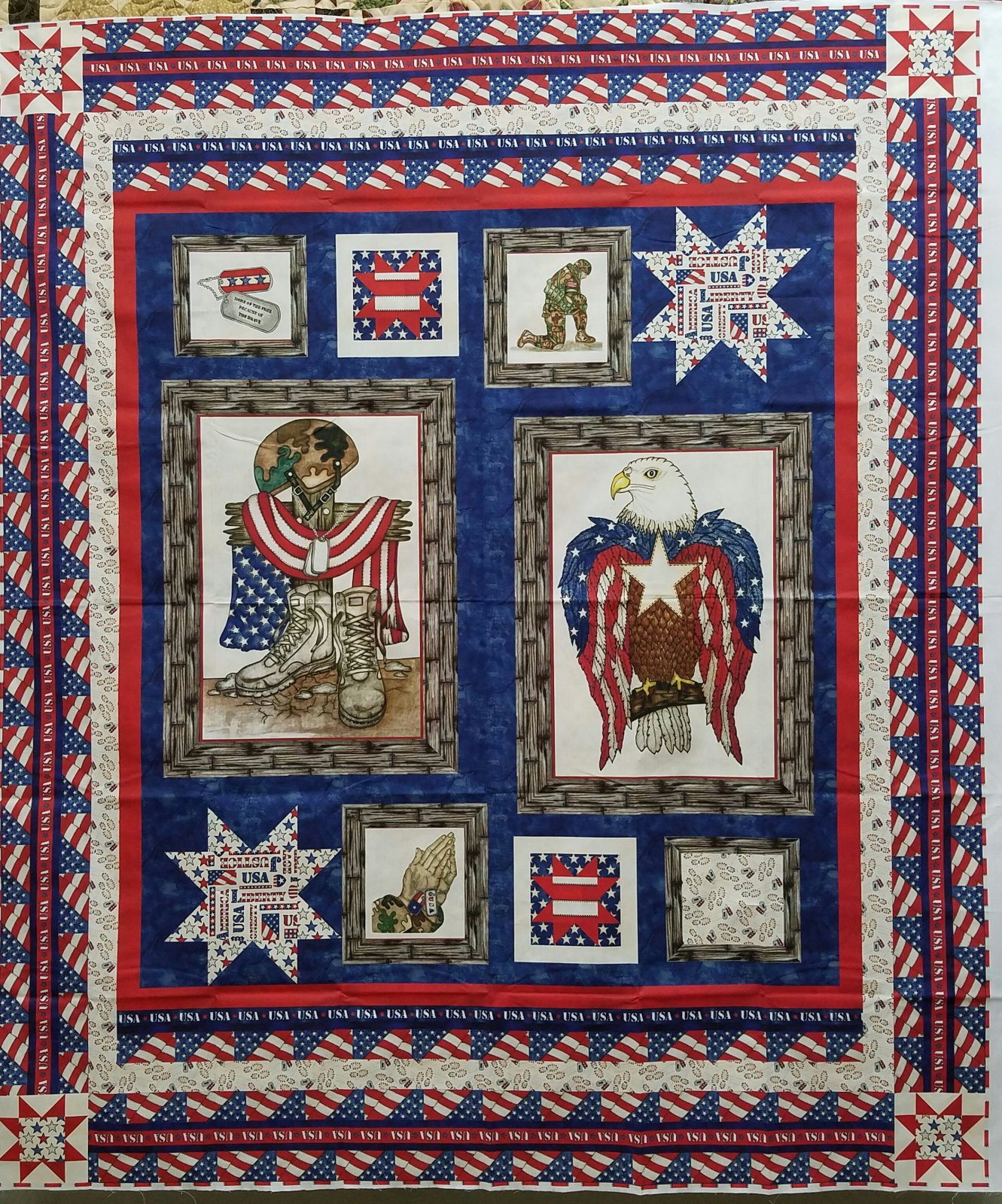 American Honor Quilt Kit