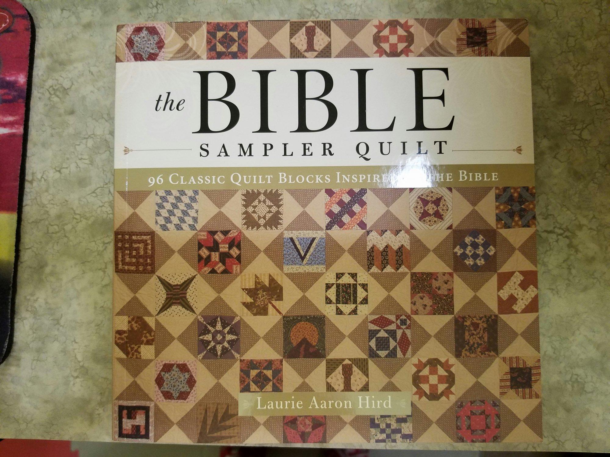 Bible Sampler Quilt