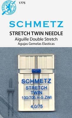 Schmetz Twin Stretch Needle (4.0/75)