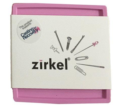 PINK Zirkel Magnetic Pin Holder