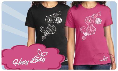 Hexy Lady T-shirt