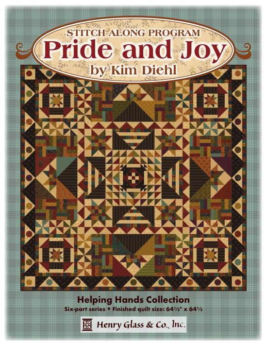 Pride & Joy Stitch Along Registrataion
