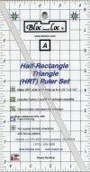 bloc_Loc Half Rectangle Ruler