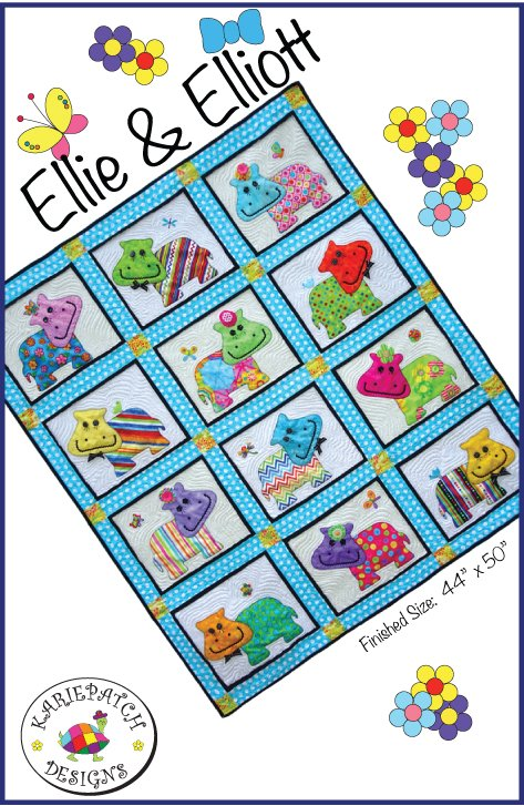 Karie Patch Designs - Ellie & Elliott
