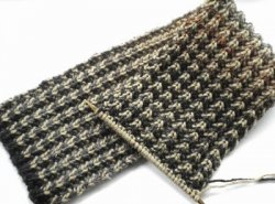 Bracken Men's Scarf Pattern