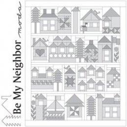 Be My Neighbor quilt