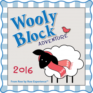 Wooly Block Adventure