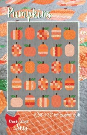 Pumpkin Quilt Complete Package