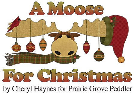 A Moose for Christmas Trunk show