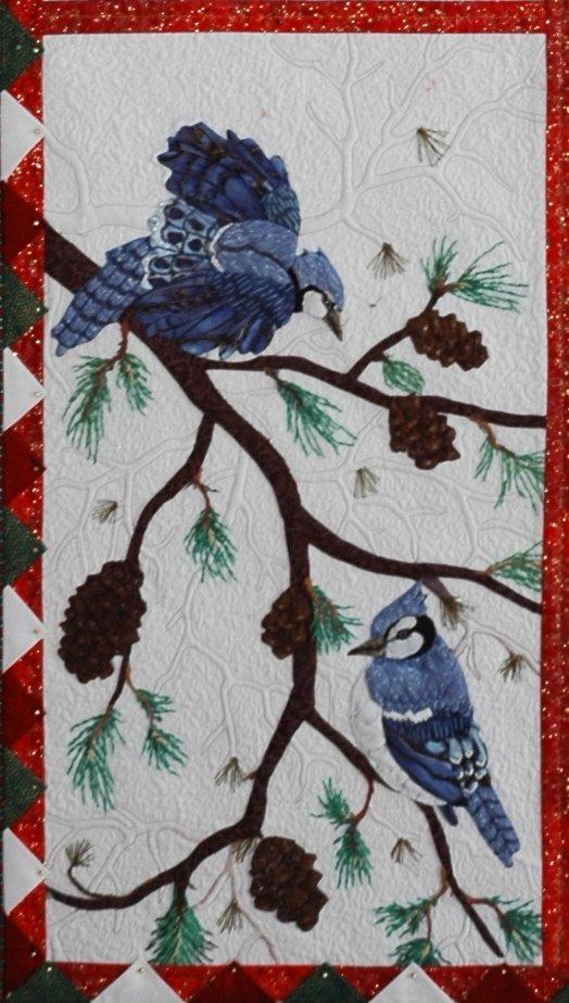 Blue Jay pattern