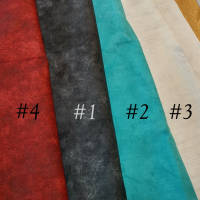 Paco's Mystery Fabric Choices